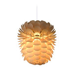 Schneid - Zappy Pendant Lamp, ash / cable white