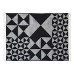 Verpan - Mirror Throw, black