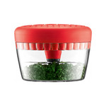 Bodum - Bistro Herb Chopper, red
