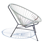OK Design - The Condesa Chair, light grey
