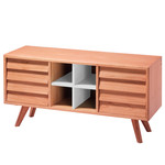 The Hansen Family - Remix Collection Sideboard, oak wood / white