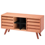 The Hansen Family - Remix Collection Sideboard, oak wood / black