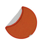 Vitra - Seat Dots, red / orange