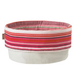 Stelton - Bread Bag Large, pink line (Spring-Edition 2014)