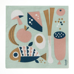 ferm Living - Grocery Paper Napkins, mint