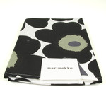 Marimekko - Unikko Tea Towel, set of 2, white / black