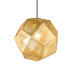 Tom Dixon - Etch Pendant Lamp, brass