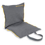 Hhooboz - Pillowbag 100 x 50 cm, grey