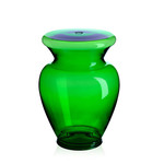 Kartell - La Bohème Stool 8883, bottlegreen