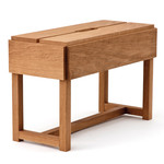 Design im Dorf - Bench and more, solid oak wood