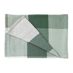 Muuto - Loom Throw, green
