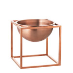 by Lassen - Kubus bowl, small, copper