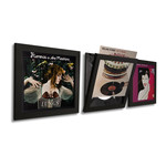 Art Vinyl - Flip Frame 3 piece set, black