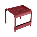 Fermob - Luxembourg Low Table / Stool, chili