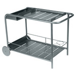 Fermob - Luxembourg Serving Trolley, storm grey