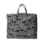 Hay - Got this licked Beach Bag, grey