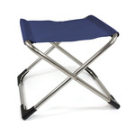 Fiam - Chico Stool, dark blue