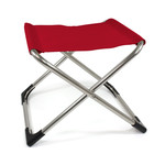 Fiam - Chico Stool, red