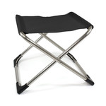 Fiam - Chico Stool, black