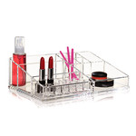 Nomess - Clear Make-Up Organizer XL