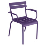 Fermob - Luxembourg Armchair, aubergine