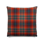 e15 - CU06 Nima Cushion 40 x 40 cm Tartan, Innes Red Ancient