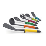 Joseph Joseph - Elevate Kitchen Tools (set of 6, multicoloured)