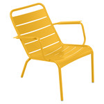 Fermob - Luxembourg Low Armchair, honey