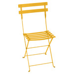 Fermob - Bistro metal folding chair, honey