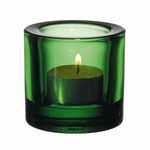 Iittala - Kivi Votive Candle Holder, emereld