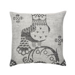 Iittala - Taika Pillowcase, grey 50 x 50 cm