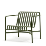 Hay - Palissade lounge chair low, olive