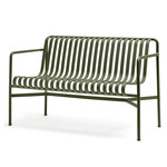 Hay - Palissade Dining Bench, olive
