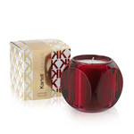 Kartell - Scented Candle Dice, pink / ombreuse