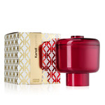 Kartell - Scented Candle Nikko, pink / ombreuse