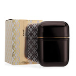 Kartell - scented candle Oyster, smoke grey / drops