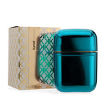 Kartell - scented candle Oyster, blue / portofino