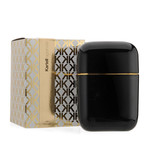 Kartell - scented candle Oyster, black / noir