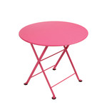 Fermob - Tom Pouce Low Table, fuchsia