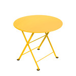 Fermob - Tom Pouce Low Table, honey