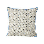 ferm Living - Spotted Cushion 50 x 50 cm, grey
