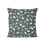 ferm Living - Mini Cut Cushion 50 x 50 cm, green