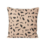 ferm Living - Mini Cut Cushion 50 x 50 cm, rose