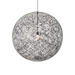 Moooi - Random Light LED Suspension Lamp, M, black
