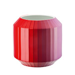 Rosenthal - Hot Spot Vase, Flashy Red, 22cm