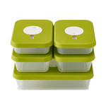 Joseph Joseph - Dial Storage Container, rectangular, set of 5