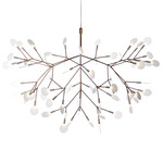 Moooi - Heracleum II Pendant Lamp, copper