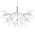Moooi - Heracleum II Pendant Lamp, nickel
