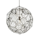 Tom Dixon - Etch Web Pendant Lamp, stainless steel