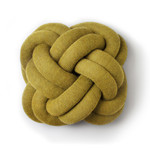 Design House Stockholm - Knot Cushion, yellow